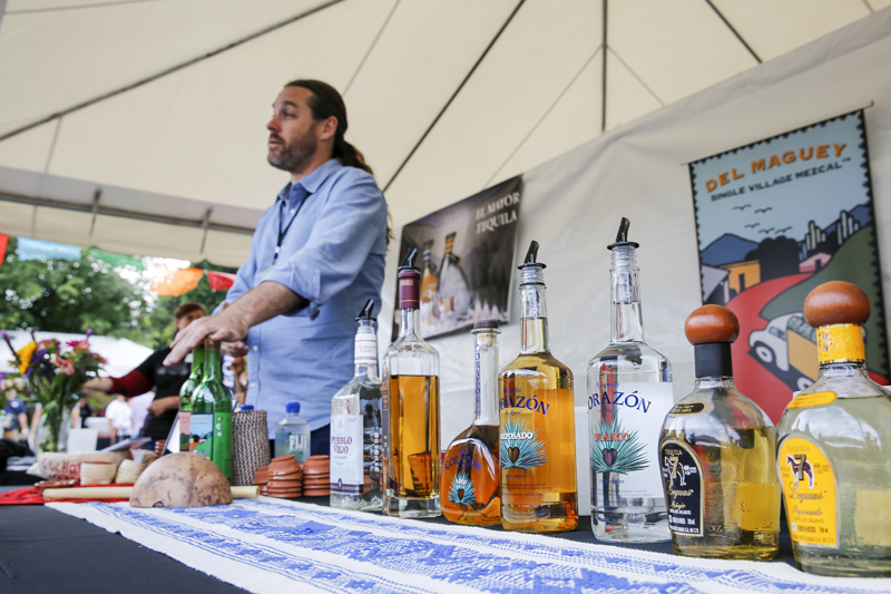 Northwest Tequila Fest 2014 Del Maguey