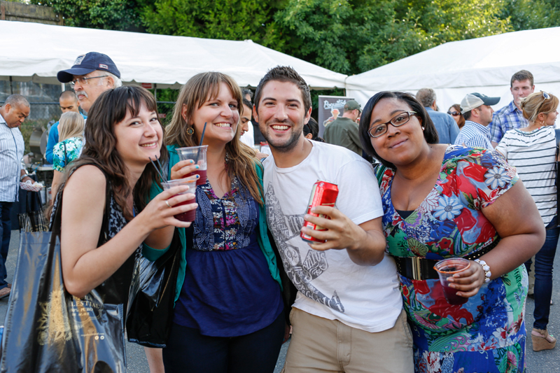 Northwest Tequila Fest 2014 Fun